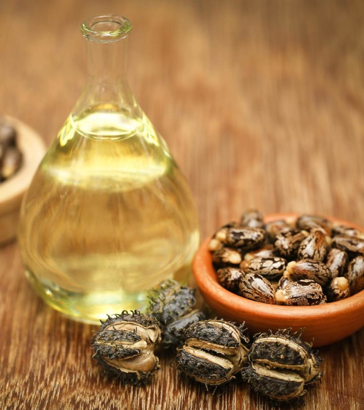 Castor Oil To Induce Labour