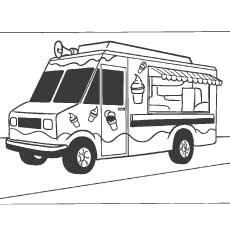 Icre-Cream-Truck