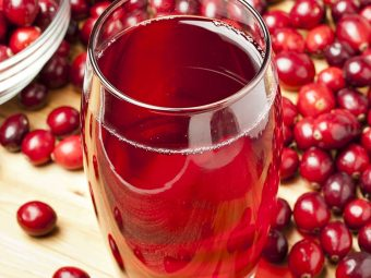 Is It Safe To Drink Cranberry Juice During Pregnancy?