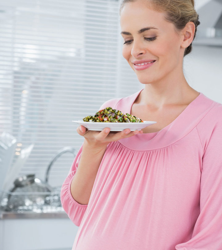 sprouts during pregnancy