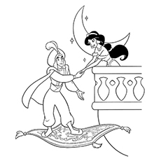 Disney Coloring Pages For Your