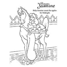 Jasmine With Horse 16