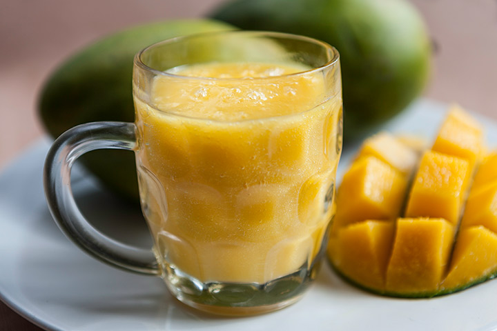 Mango Purees for Babies