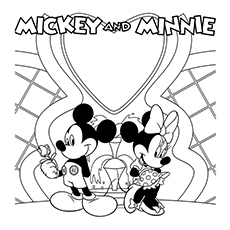 Mickey And Minnie 16