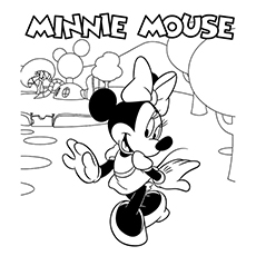 Minnie Mouse 16
