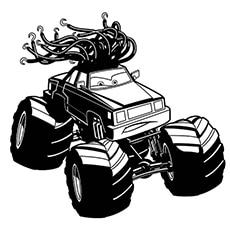 Monster Truck 16
