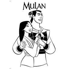 Mulan And Her Prince 16
