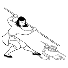 Mulan And Mushu 16