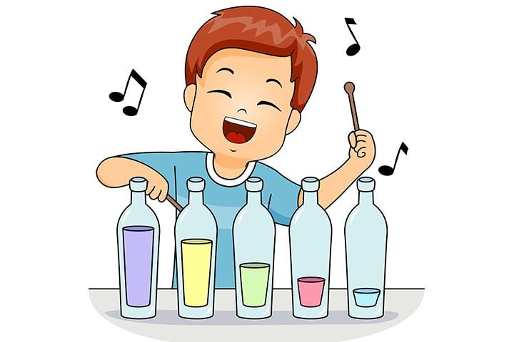 Musical water
