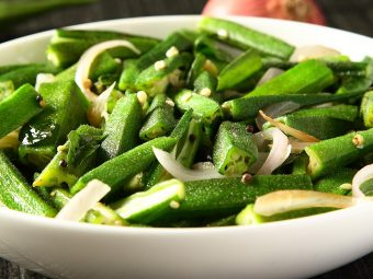 4 Benefits Of Okra (Lady's Finger) During Pregnancy