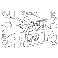 On The Road With Handy Manny 16