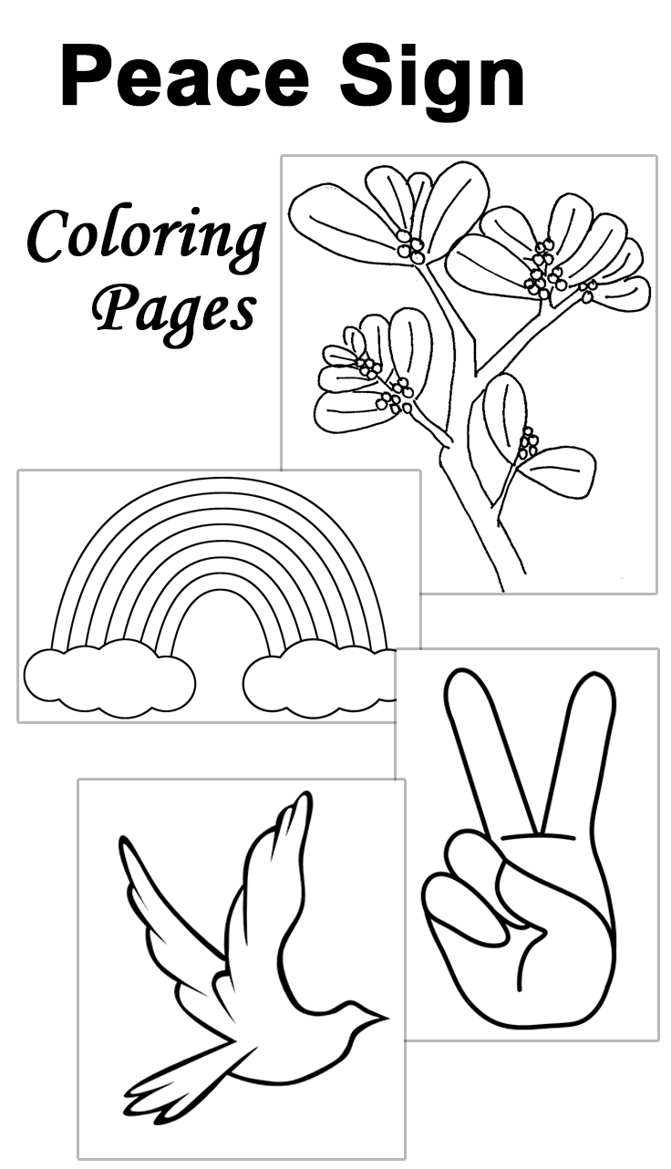 peace coloring pages fruit of the spirit peace coloring page with