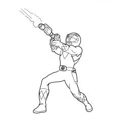 Power Rangers Gun