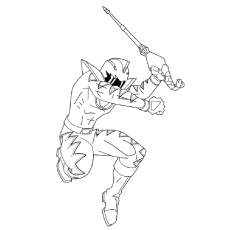 power rangers wild force coloring pages soverign_astral_soldier_by_racookie