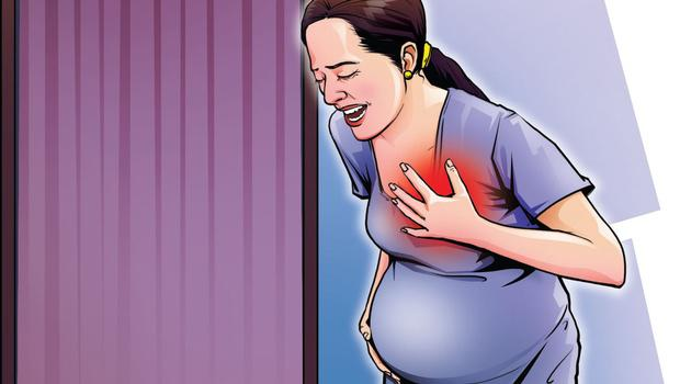 Chest Pain During Pregnancy Causes And Home Remedies