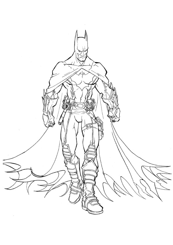 Raskraska-Batman