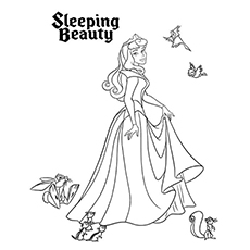 Sleeping Beauty And Her Friends 16