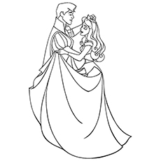 Sleeping Beauty And Prince Dancing 16