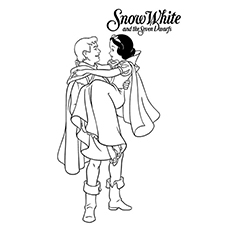 Snow White And The Prince 16