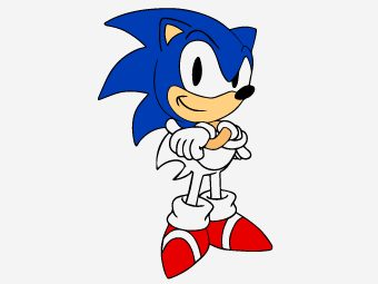 Top 21 Sonic The Hedgehog Coloring Pages For Your Little Ones
