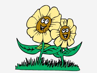 10 Beautiful Spring Flowers Coloring Pages For Your Little Ones
