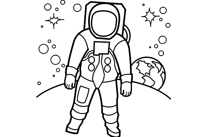 van allen belt coloring pages - photo#13