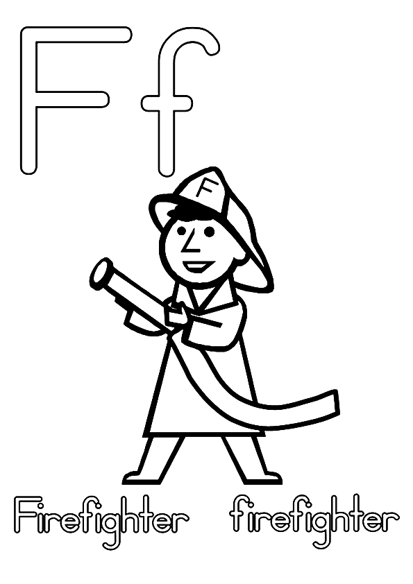 The-'F'-For-Firefighter
