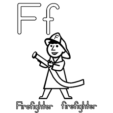firefighter coloring pages - free printables - momjunction - Firefighter Badges Coloring Pages