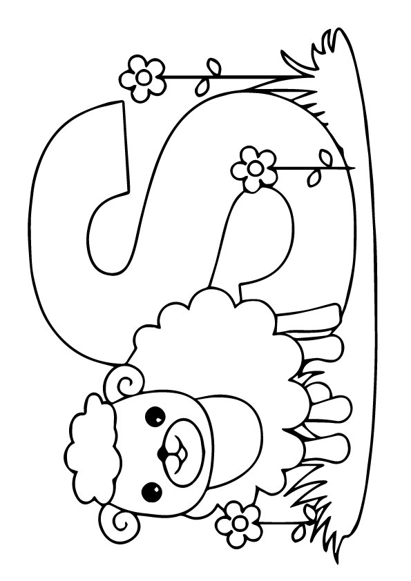 The-'S'-For-a-Sheep