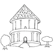 image about House Printable named Best 20 Absolutely free Printable Residence Coloring Webpages On the net