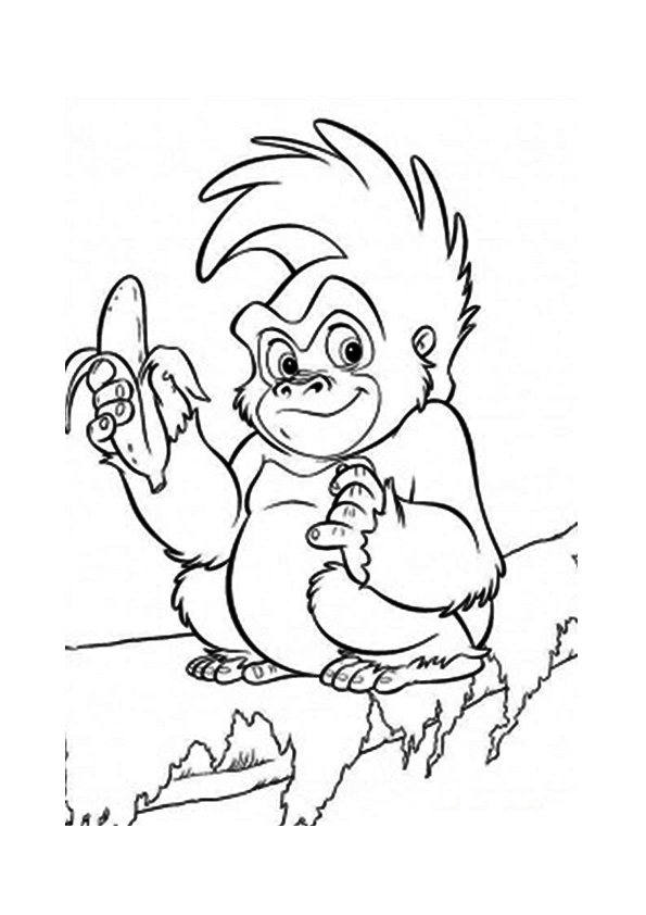 The-Chimp-With-Banana