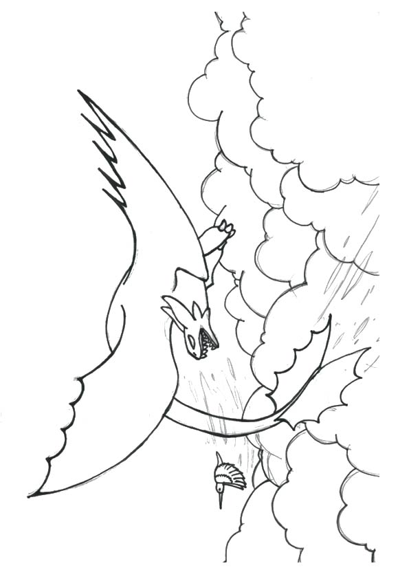 The-Dragon-Attacking-the-Bird