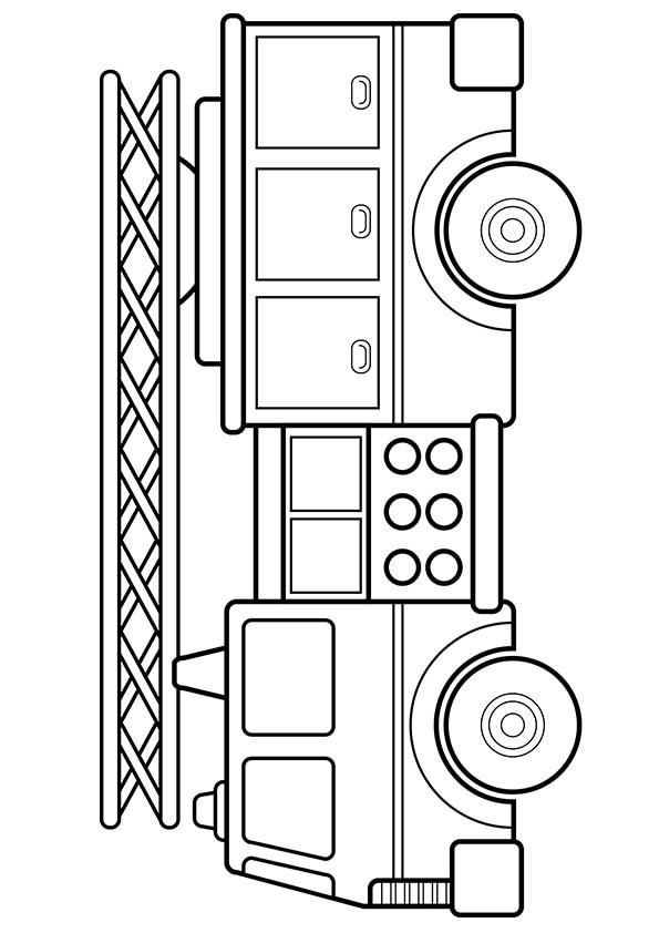 The-Firefighter-Truck