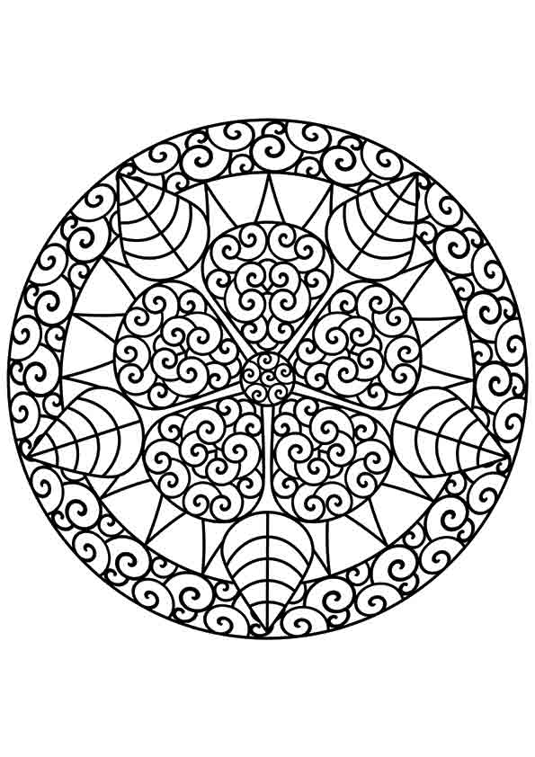 The-Free-Abstract-Coloring-Page
