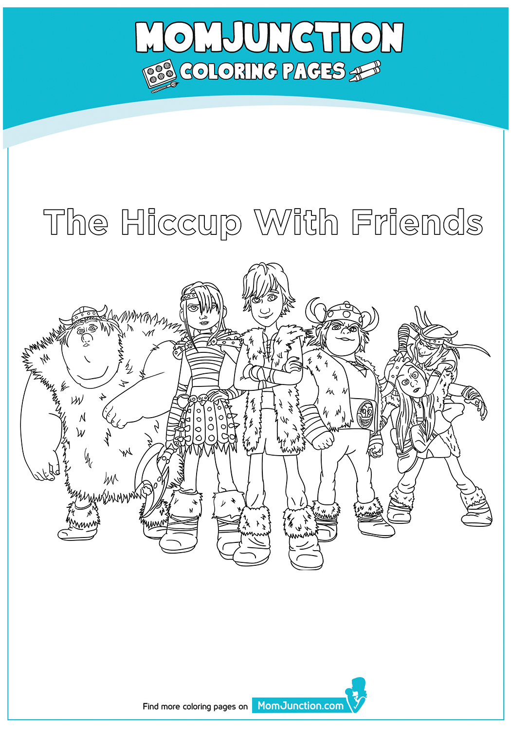 The-Hiccup-With-Friends-Color-To-Print-17