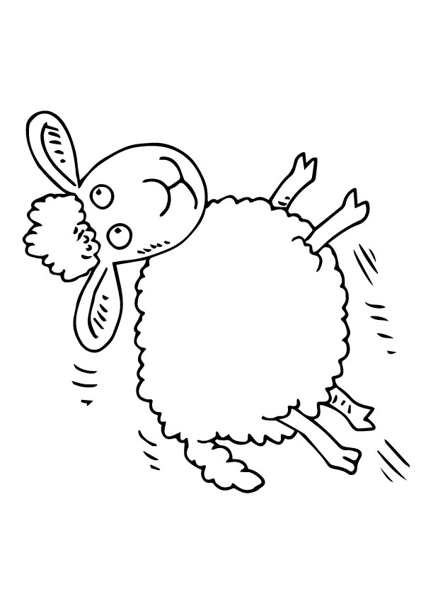 The-Leaping-a-Sheep