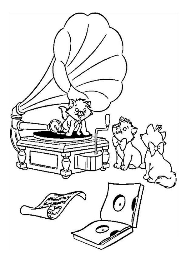 The-Listening-to-Gramophone