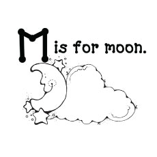 The-M-Is-For-Moon