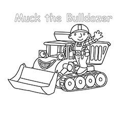 The Muck The Bulldozeb