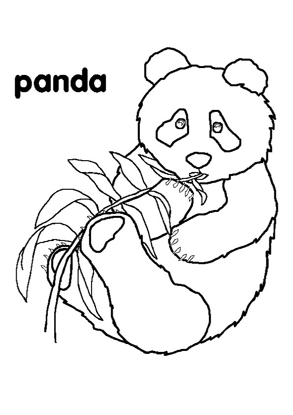 The-Mummy-Panda-And-Baby-Panda-color-to-print