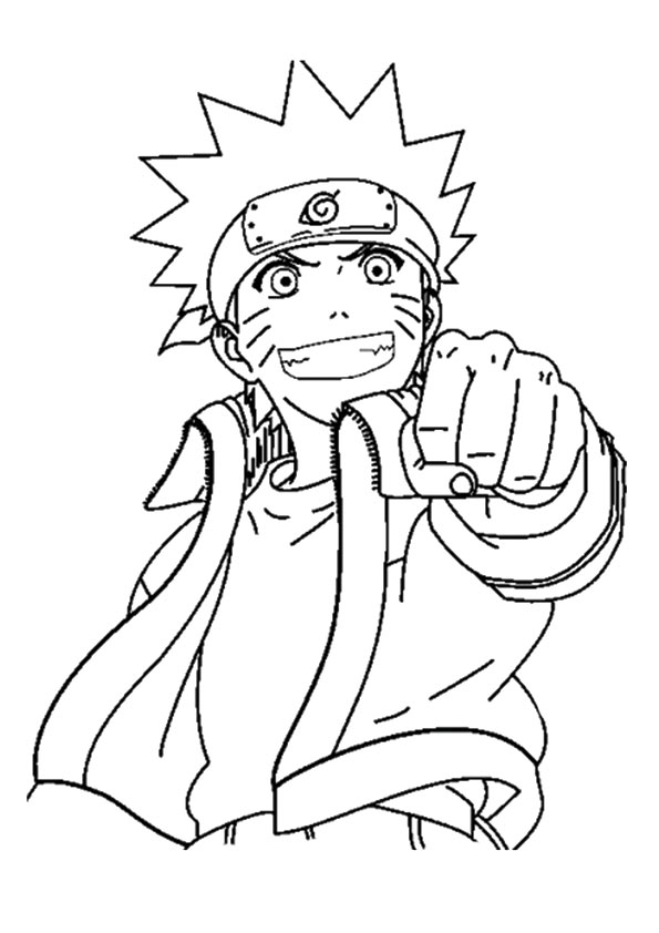The-Naruto-Uzumaki-coloring