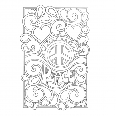 The Peace Poster