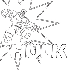 Coloring Pages for The-Perfect-Hulk-Poster-16