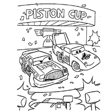 The-Piston-Cup-Race