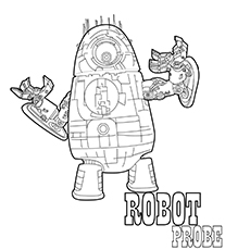 The Robot Probes