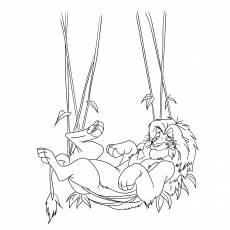 The Lion King Coloring Pages Your Toddler Will Love To Do 0082772 on young nala