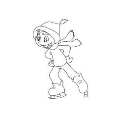The Skating
