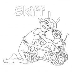 The Skiff Xounellius