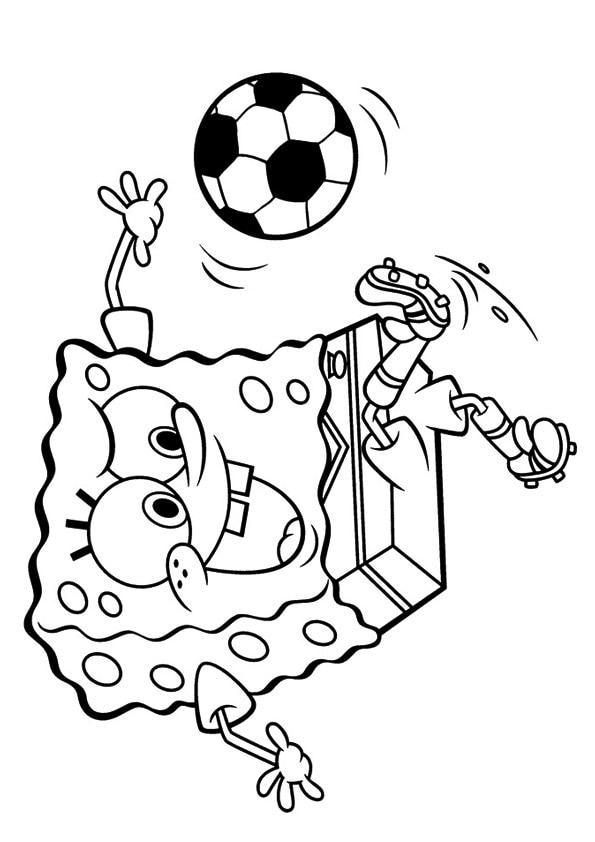 The-Spongebob-Squarepants-With-Soccer-Ball-e1418026133708