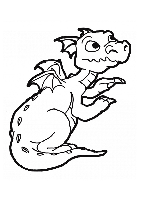 The-baby-dragon